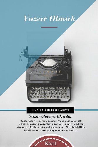 Yeşim Cimcoz Yazar Olmak Atölyesi